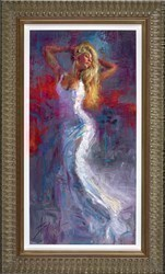 Thoughts Unbound by Henry Asencio -  sized 20x40 inches. Available from Whitewall Galleries